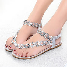 Load image into Gallery viewer, Flower Bohemian Ladies Sandals