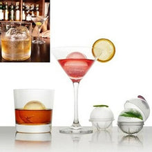 Load image into Gallery viewer, 4Pcs Party Bar Ice Cube Ball Maker