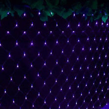 Load image into Gallery viewer, 1.5x1.5m 96 LED 8Modes Waterproof Net Light