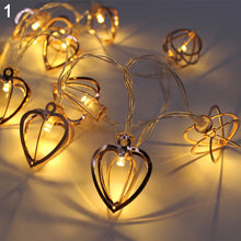 Load image into Gallery viewer, 10 LED Party Decor Outdoor Fairy String Light Lamp