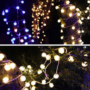 20 LED Ball String Light Festival Christmas Wedding Party Fairy Decorative Lights