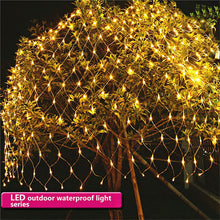 Load image into Gallery viewer, Christmas Fishing Net LED String Light