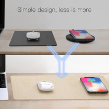 Load image into Gallery viewer, JAKCOM MC2 Wireless Mouse Pad Charger Hot sale in Smart Accessories As automatic inductive charging Waterproof desktop-Mouse mat, wireless charger-Drop it when its Hot