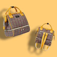 Load image into Gallery viewer, Fashion Maternity Diaper Bag Large Capacity Thermal Insulation