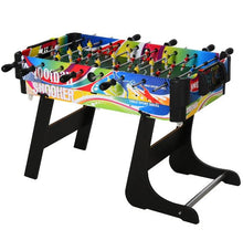 Load image into Gallery viewer, 4-in-1 Indoor Game Room Sports Table
