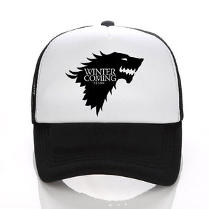 Game of Thrones Men Women Baseball Hats Caps-Drop it when its Hot