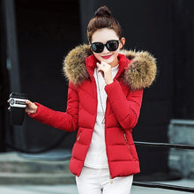 Load image into Gallery viewer, Warm Winter Parka Jacket