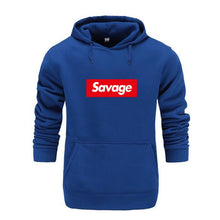 Load image into Gallery viewer, Savage Hoodies-Drop it when its Hot