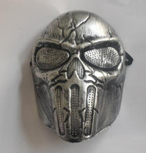 Load image into Gallery viewer, Mask Paintball Full Face Mask Army Games Mesh Eye Shield Mask Halloween