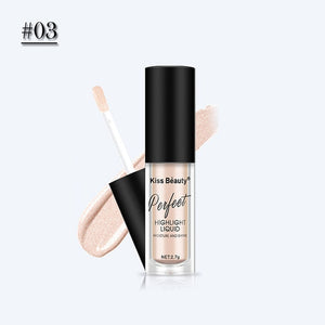 Makeup Illuminator Contouring Concealer Liquid Highlighter Bronzer