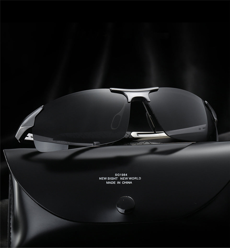 Polarized Sunglasses For Driving-Drop it when its Hot