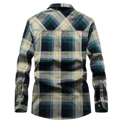 Plaid Ranger Cotton Shirt