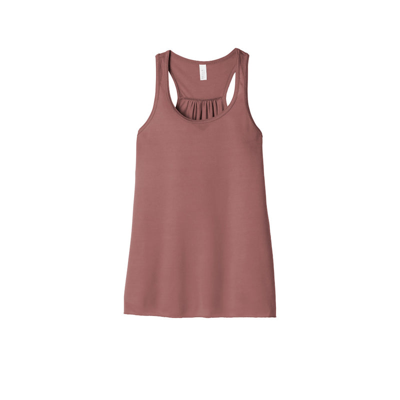 bella canvas Women's Flowy Tank