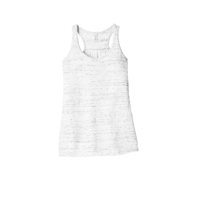 BELLA+CANVAS Women's Flowy Racerback Tank. 8800