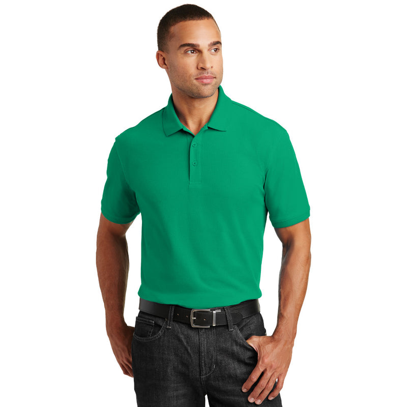 Port Authority® Core Classic Pique Polo - K100