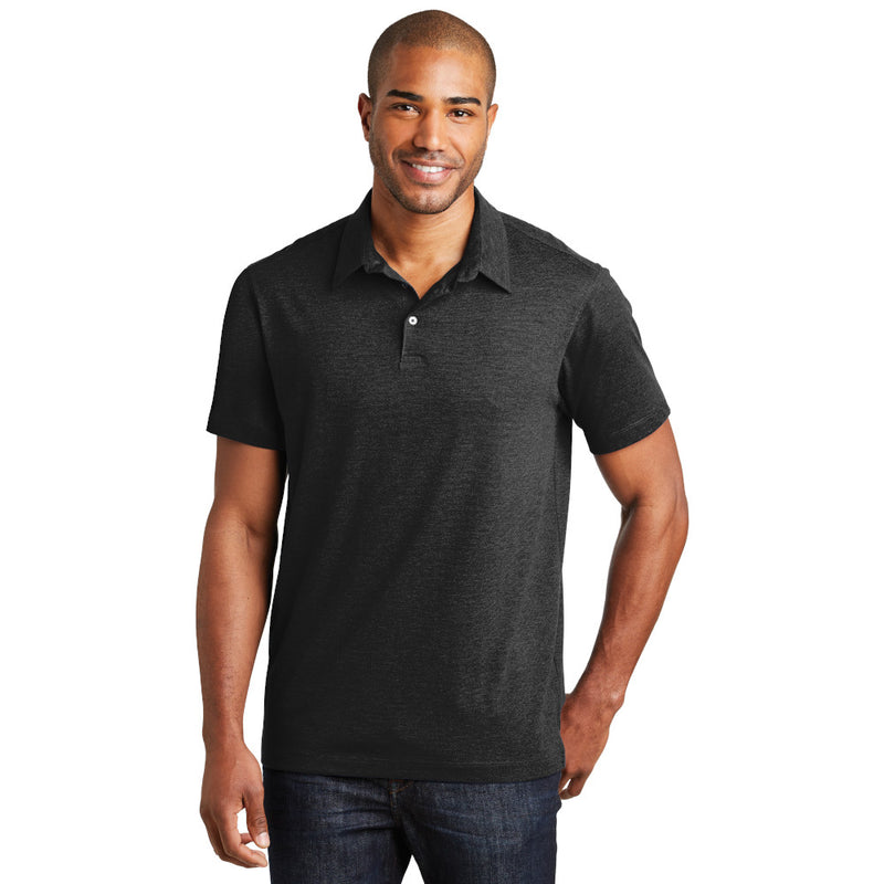 Port Authority® Meridian Cotton Blend Polo - K577