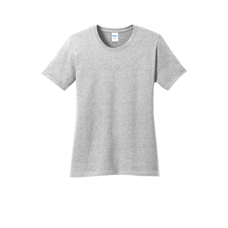 Port & Company® Ladies Core Cotton Tee. LPC54