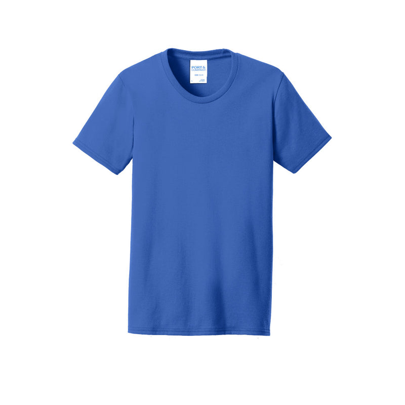 Port & Company® Ladies Core Blend Tee - LPC55