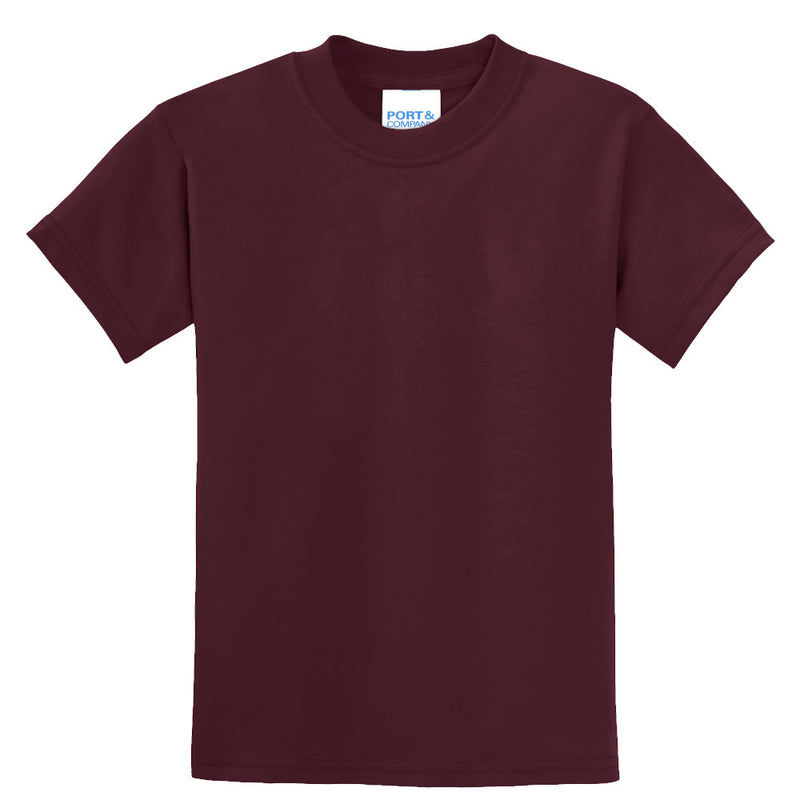 Port & Company® Youth Core Blend Tee - PC55Y