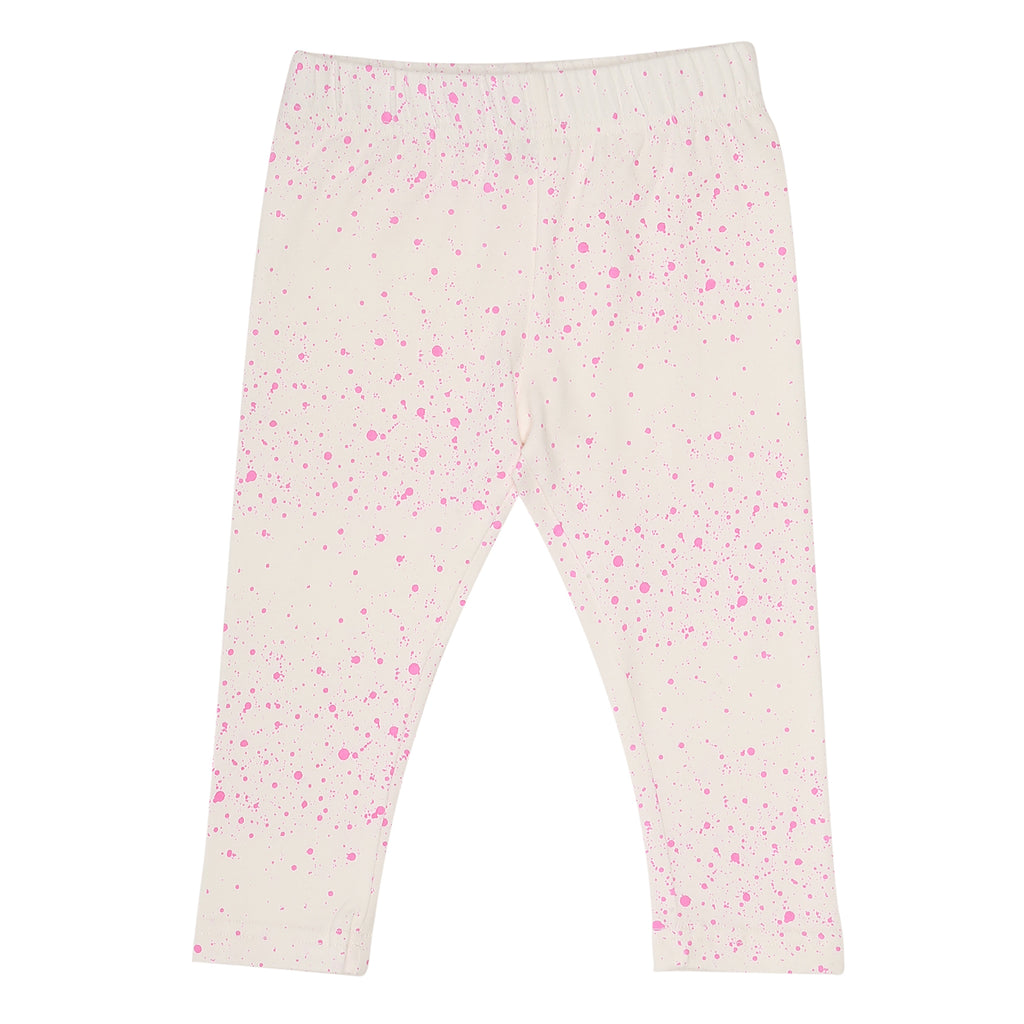Leggings pink Splash