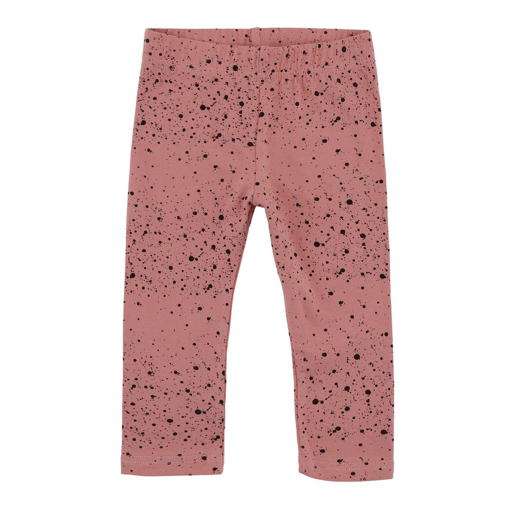 Leggings Splash rosa