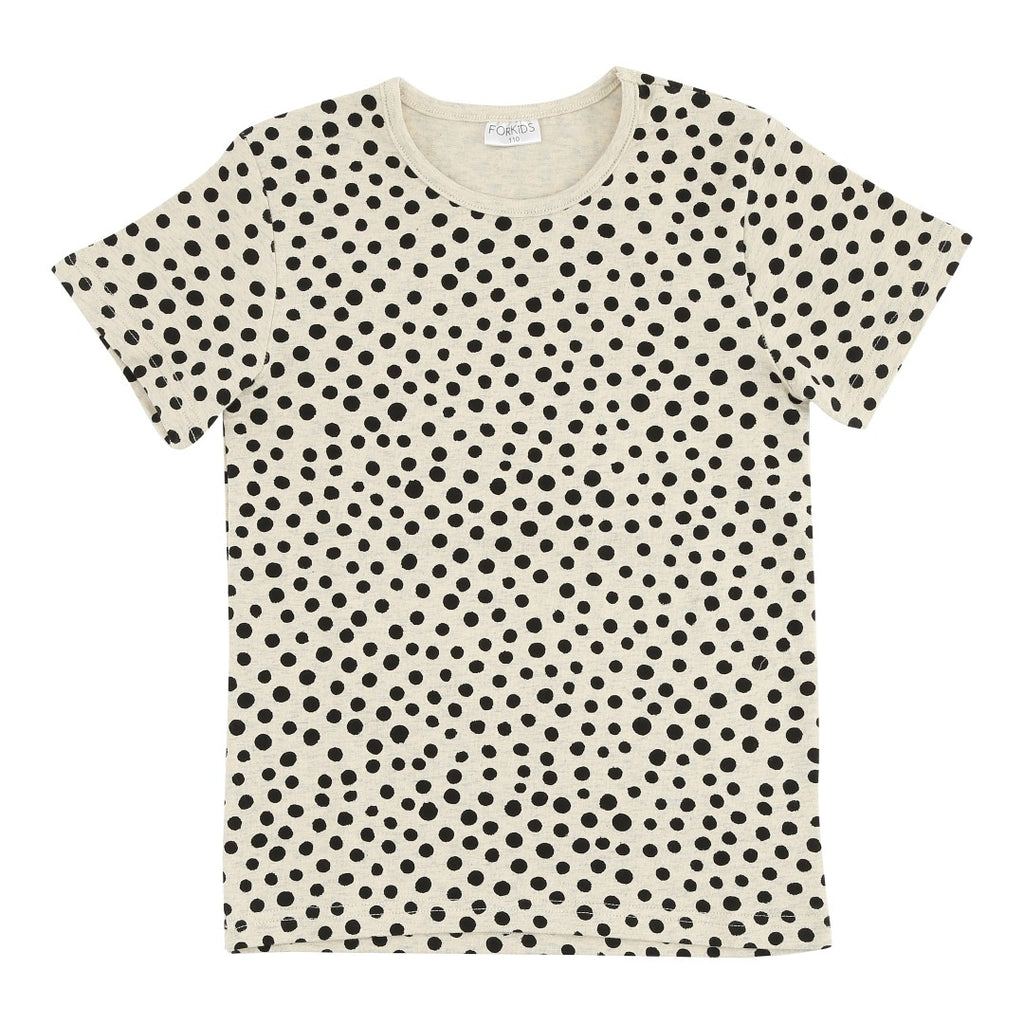 T-shirt med Dots