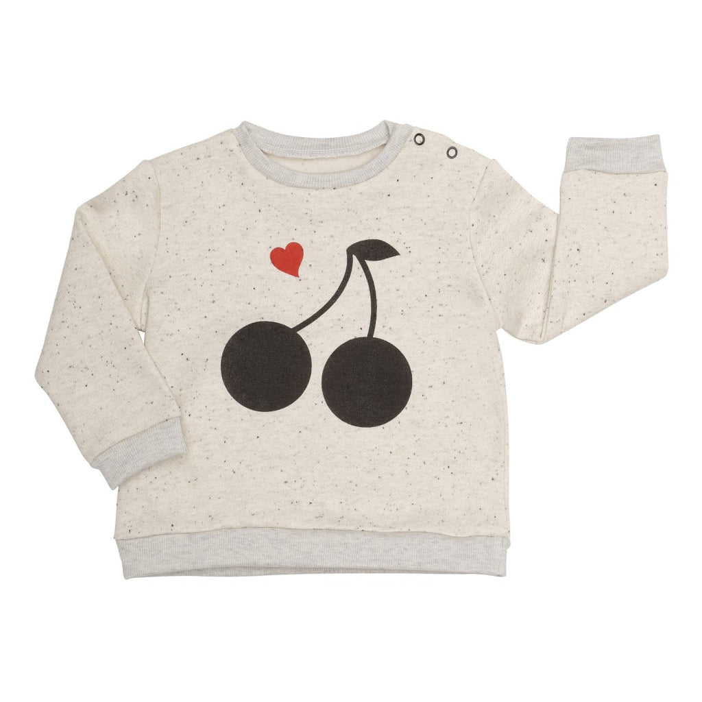 Sweatshirt Cherry Love