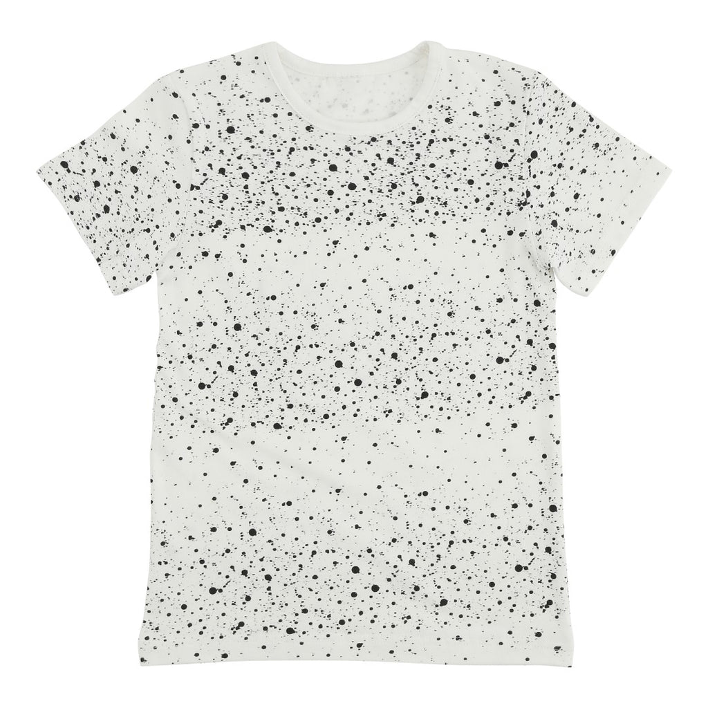 T-shirt med Splash