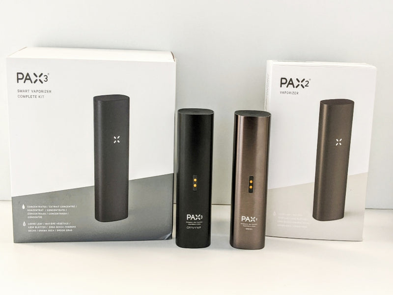 PAX 2 And PAX 3 What's The Difference?