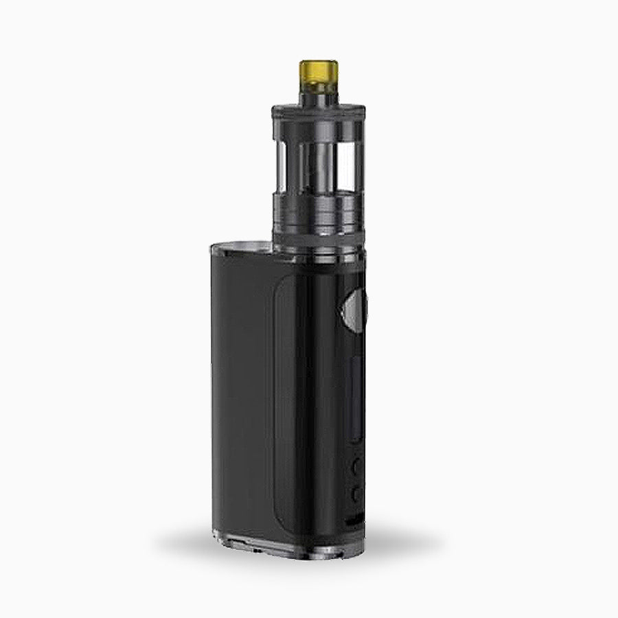 ASPIRE GT KIT 75W KIT COMES WITH THE ASPIRE GT TANK. ASPIRE NAUTILUS COILS ARE COMPATIBLE WITH THIS KIT. ASPIRE GT KIT BLACK TORONTO IS ON SALE AT THE VAPE COMPANY CANADA