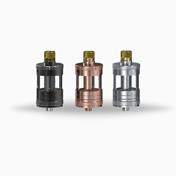 ASPIRE GT TANK COMPATIBLE WITH ASPIRE NAUTILUS COILS. THE ASPIRE GT TANK IS 3ML JUICE CAPACITY.