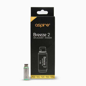 ASPIRE BREEZE BOBINES (5 PACK)
