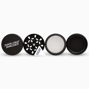 SANTA CRUZ SHREDDER 4 PIECE GRINDERS/SIFTERS