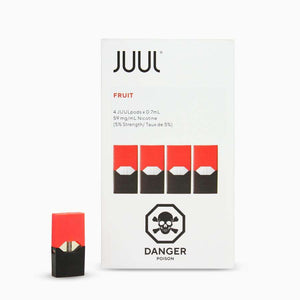 JUUL PODS (FRUIT)