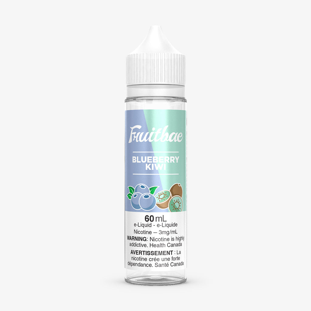 FRUITBAE - BLUEBERRY KIWI 60ML
