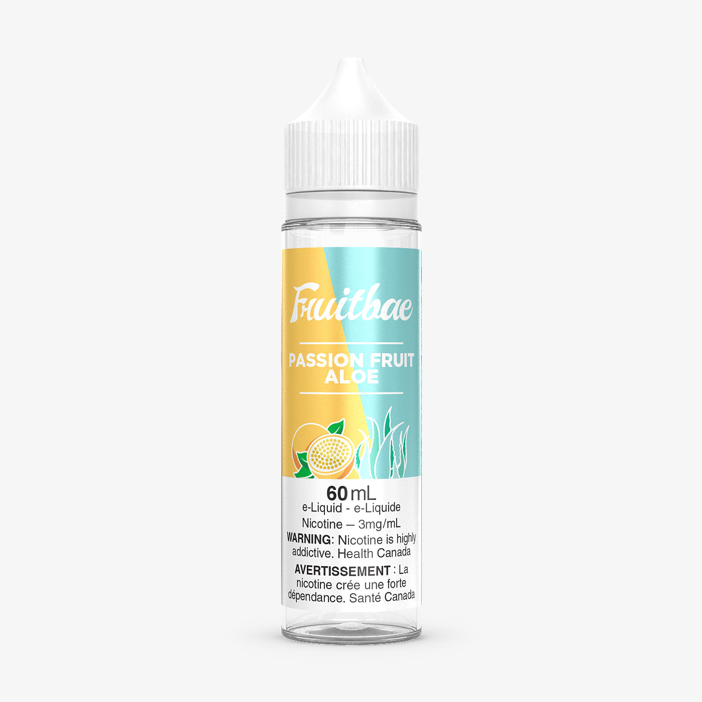 FRUITBAE - PASSIONFRUIT ALOE 60ML