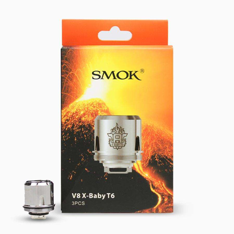 TFV8 X-BABY COILS (3 PACK)