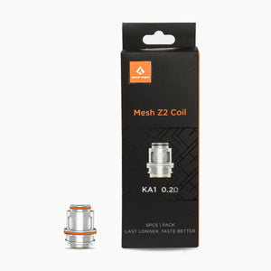 GEEKVAPE ZEUS REPLACEMENT COILS (5 PACK)