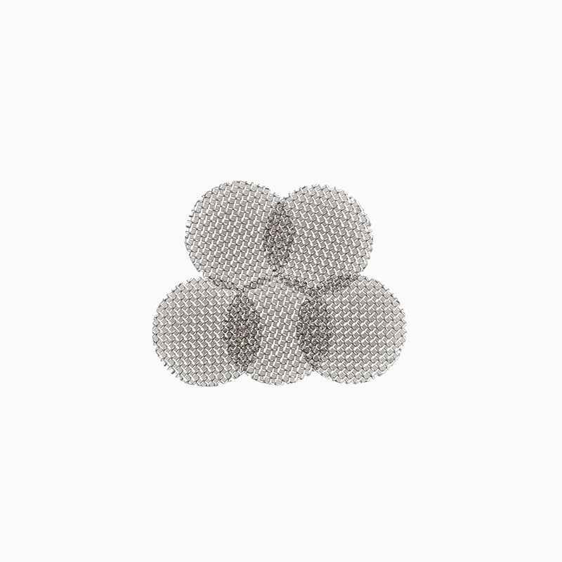 VLEAF STAINLESS STEEL MESH SCREENS (5 PACK)