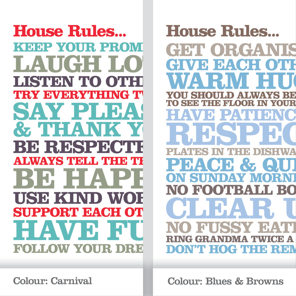 House Rules_Carnival _Blues and Browns
