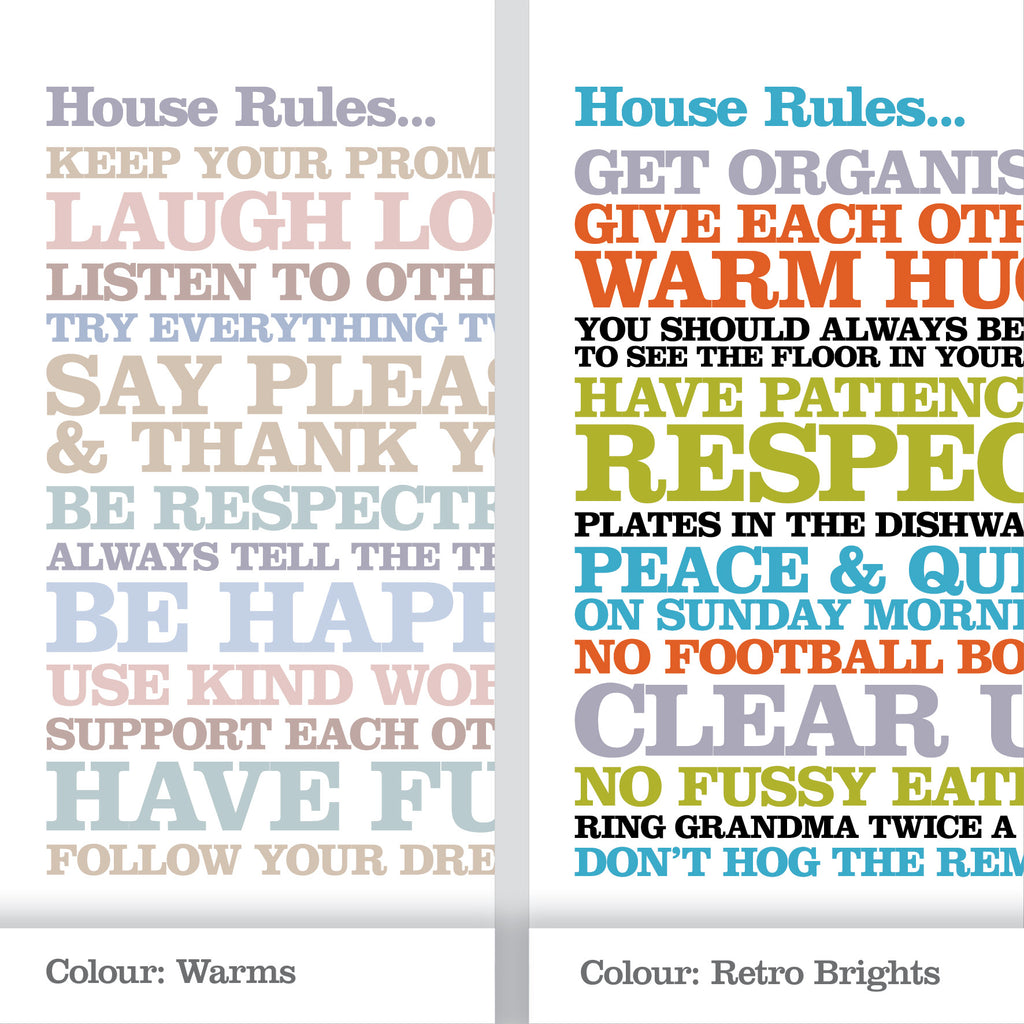 House Rules_Warms_Retro Brights