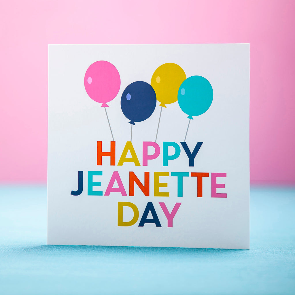 Your Happy Day Personalised Birthday Card