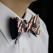Stars and Stripes Bow Tie
