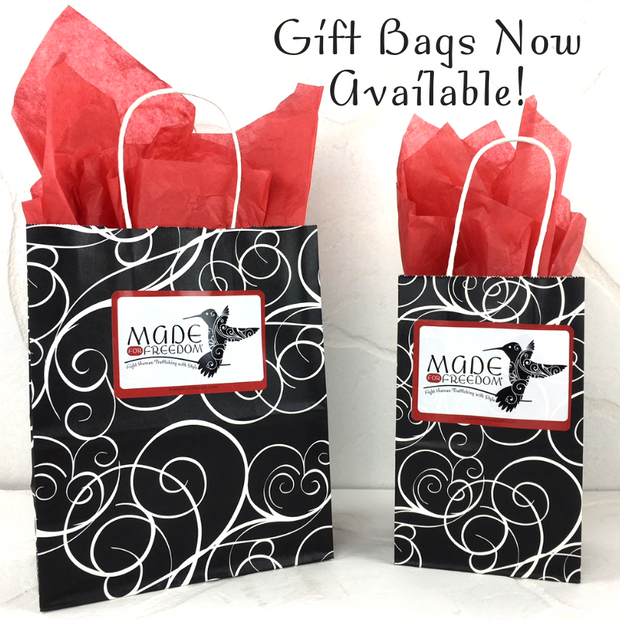 Gift Bags - Made for Freedom