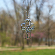 Cross of Life Necklace - Made for Freedom
