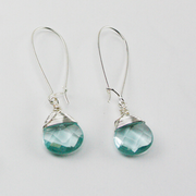 Teardrop Earrings - Made for Freedom