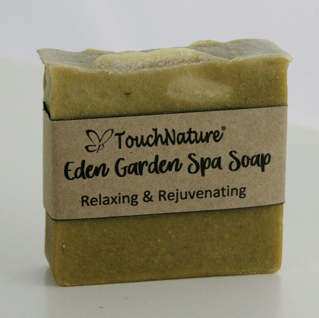 Spa Soap - Square Bar