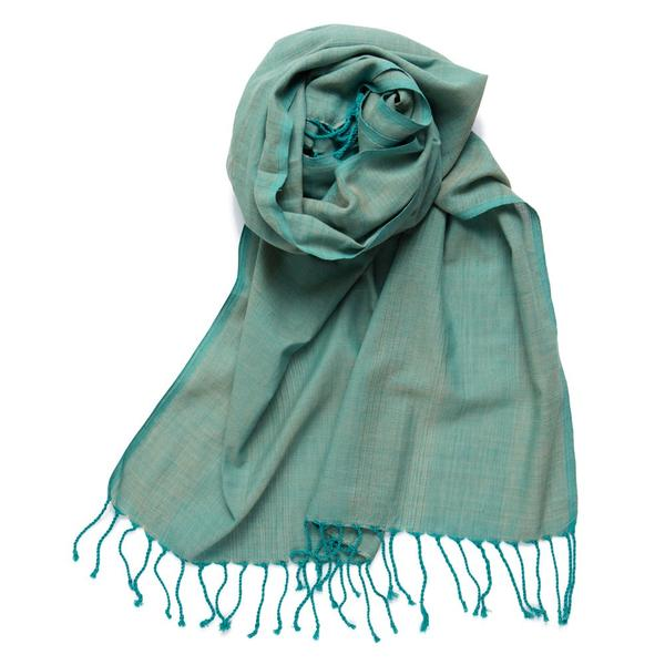 Elegance Scarf - Jade - Made for Freedom