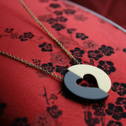 Committed Heart Necklace