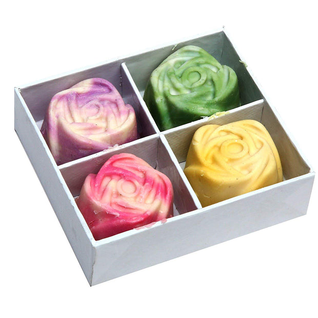 Mixed Flowers Soap Set - Made for Freedom